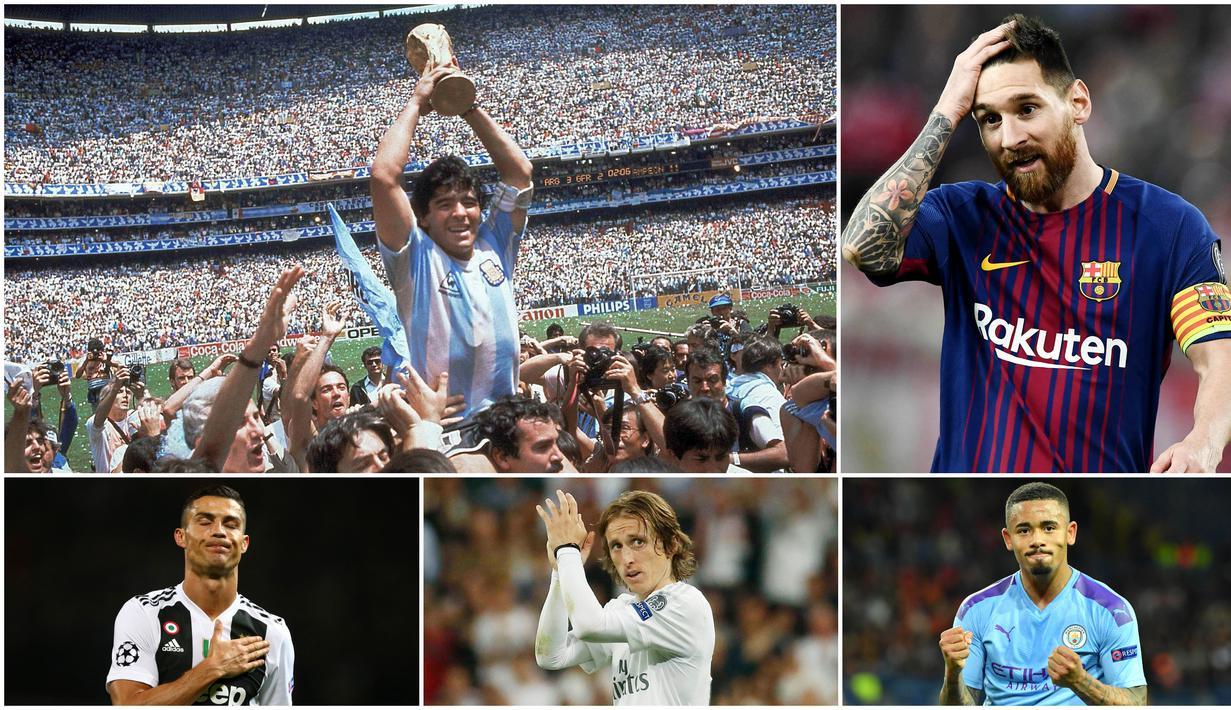 Begitu banyak pesepak bola yang masa lalunya begitu dekat dengan kemiskinan. Satu diantaranya adalah Diego Maradona, Pekerjaan ayah nya yang hanya sebagai buruh pabrik dan tukang batu, membuat Diego kecil harus berjuang keras untuk keluar dari jerat kemiskinan.