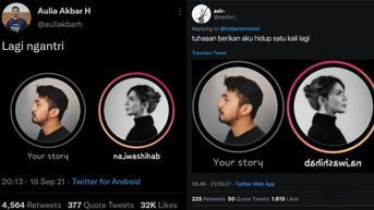 7 Kreasi Meme Foto Profil Najwa Shihab Ala Warganet, Bikin Ketawa Geli