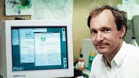 Tim Berners-Lee, sang ilmuwan komputer dan juga penemu situs website. (Doc: Wired)