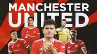 Manchester United - Ilustrasi Manchester United (Bola.com/Adreanus Titus)