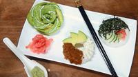 Donat Sushi (dok. Vidio.com/Masak.tv)