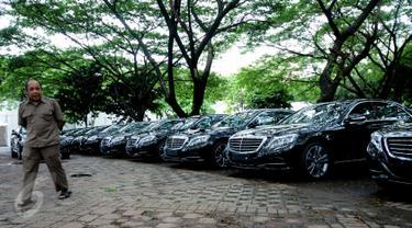 20160301-Puluhan Mobil Mewah Disiapkan Sambut Delegasi KTT OKI