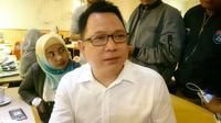 Marketing Direktur Advan, Tjandra Lianto saat ditemui di Jakarta, Senin (11/12/2017). Liputan6.com/ Iskandar