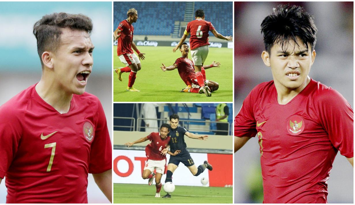 Timnas Indonesia akhirnya berhasil meraih poin pertama pada Kualifikasi Piala Dunia zona Asia. Meski dipastikan gagal lolos, namun Indonesia tampil habis-habisan melawan Thailand dan menyudahi pertandingan dengan skor 2-2.