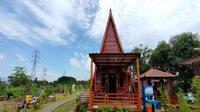 Penampakan Taman Belajar Cikalong di Kota Cirebon. Foto (Liputan6.com / Panji Prayitno)