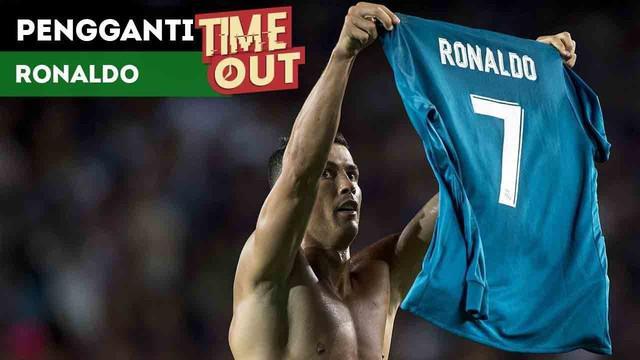 Siapakah yang diincar Real Madrid untuk menggantikan Cristiano Ronaldo yang memutuskan hengkang?