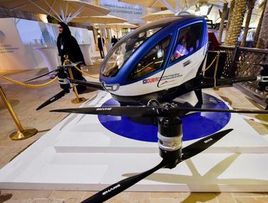 20170213-Drone Raksasa Yang Bisa Terbangkan Manusia-Dubai