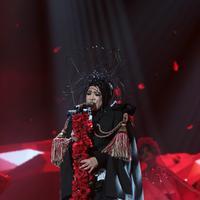 'Ratusan Purnama' lagu baru untuk soundtrack film yang akan dirilis pada 28 April 2016 mendatang. (Adrian Putra/Bintang.com)