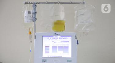 PMI DKI Jakarta Ajak Penyintas COVID-19 Donor Plasma Konvalesen
