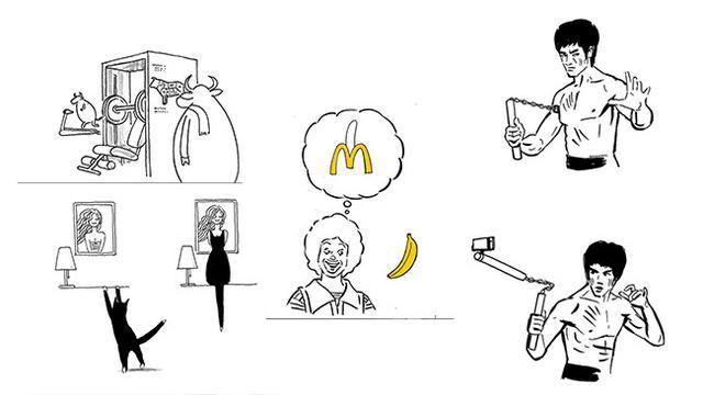 Kreatif Banget Ilustrator Ini Ubah Kejadian Sehari Hari Jadi Ilustrasi Kocak Citizen6 Liputan6 Com