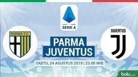 Serie A - Parma Vs Juventus (Bola.com/Adreanus Titus)