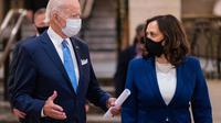 Kamala Harris menjadi wapres AS terpilih mendampingi Joe Biden, presiden AS terpilih 2020 | instagram.com/kamalaharris
