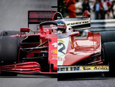 Foto Ragam: 5 Momen yang Mengubah Balap Mobil Formula One, Termasuk Tragedi Senna