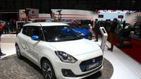 Suzuki Swift generasi ketiga bakal diproduksi akhir tahun ini (Foto: Indianautosblog)