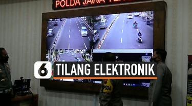 TV Tilang Elektronik