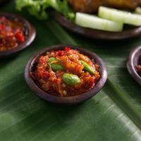 Resep sambal pete./Copyright shutterstock.com