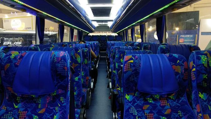 Bangku penumpang Bus Laksana Pehicle (Liputan6.com/Yurike)#source%3Dgooglier%2Ecom#https%3A%2F%2Fgooglier%2Ecom%2Fpage%2F%2F10000