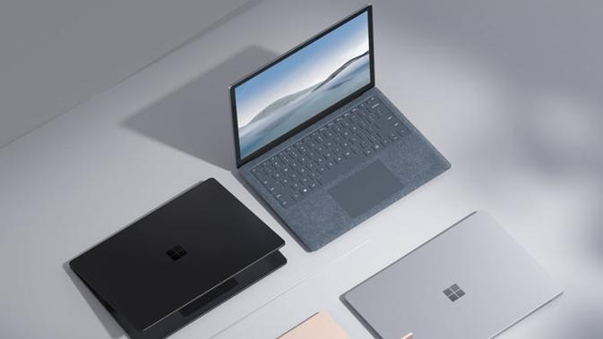 Microsoft Rilis Surface Laptop 4, Pakai Prosesor A