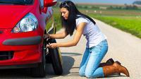 Penanganan situasi saat pecah ban yang tepat dapat menghindari terjadinya kecelakaan.