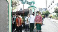 Wali Kota Semarang, Hendrar Prihadi saat
