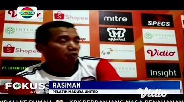 Persib Bandung menghadapi Madura United dalam lanjutan Liga 1 Indonesia. Pelatih Persib, Robert Rene Alberts, ingin memanfaatkan absennya sejumlah pilar Madura United yang absen untuk mencuri kemenangan.