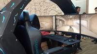 Predator Thronos, kursi gaming dari Acer yang dibanderol mulai Rp 199 juta akan mulai dijual di Indonesia pekan depan (Liputan6.com/ Agustin Setyo W)