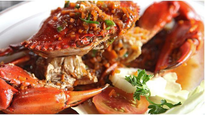 Kepiting Saus Asam Manis Pedas Lifestyle Fimela Com