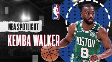 Berita Video NBA Spotlight, Mengenal Lebih Dekat Pemain Boston Celtics, Kemba Walker