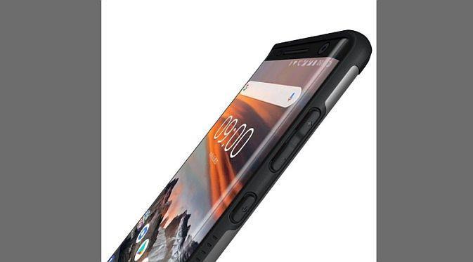 Bocoran gambar casing Nokia 9 (Foto: Phone Arena)