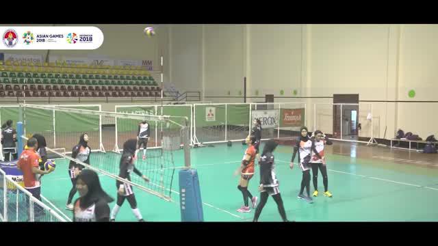 Berita video Atlet bola voli putri Indonesia, Aprilia Manganang