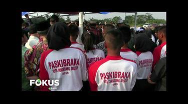 Seorang siswi anggota paskibraka di Tangerang Selatan meninggal dunia diduga jadi korban perpeloncoan.