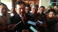 Jaksa Agung ST Burhanuddin. (Nur Habibie/Merdeka.com)