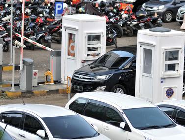 Pemprov DKI Jakarta Naikkan Tarif Parkir per Januari 2019