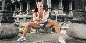 Sudah bukan rahasi umum jika Jennifer Bachdim gemar berolahraga. Ia kerap membagikan momen saat berolahraga di akun Instagram pribadinya. (Foto: instagram.com/jenniferbachdim)