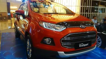 Oto News Indent All New Ford Ecosport Tembus   Unit