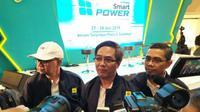 PT PLN (Persero)  Unit Induk Distribusi (UID) Jawa Timur meluncurkan produk Green Smart Power & Introducing Electrifying Lifestyle di Surabaya (Foto:Liputan6.com/Dian Kurniawan)