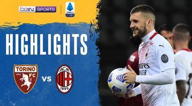 Berita video 7 gol AC Milan saat membantai Torino pada pekan ke-36 Liga Italia 2020/2021, di mana Theo Hernandez menorehkan 2 gol indah.