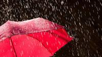 Ilustrasi payung. (iStockphoto)