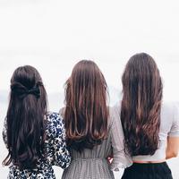 ilustrasi cara memanjangkan rambut dengan mudah dan praktis/unsplash