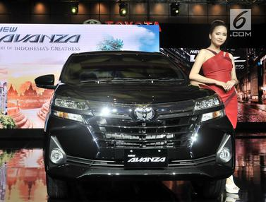 Lebih Stylish, Begini Tampilan Toyota New Avanza-Veloz