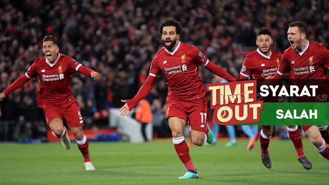 Berita video Time Out kali ini tentang bintang Liverpool, Mohamed Salah, yang memberi 2 syarat untuk Real Madrid bila ingin merekrutnya.