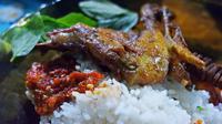 Ayam Goreng Kabayan, Kebon Manggis, Jakarta Timur. (Liputan6.com/Asnida Riani)