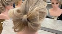 Perawatan rambut di H'Var Hair Studio. foto: istimewa