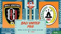 Liga 1 2019: Bali United vs PSS Sleman. (Bola.com/Dody Iryawan)