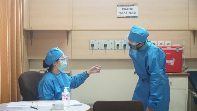 Satgas Covid-19 Targetkan 1.620 Relawan Uji Coba Fase 1 Vaksin Sinovac di Bandung