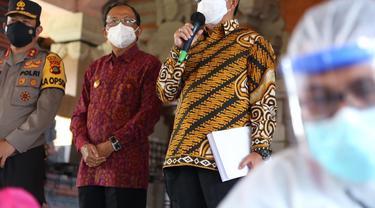 Menteri Dalam Negeri (Mendagri) Muhammad Tito Karnavian