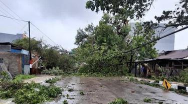 Pasca Banjir Bandang NTT