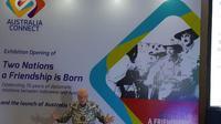 Australia Connect adalah program yang memperdalam koneksi budaya antara Australia dan Indonesia. (Liputan6/Rizki Akbar Hasan)