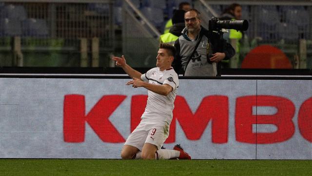Kapten AC Milan Terkesima dengan Naluri Mencetak Gol Krzysztof Piatek