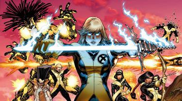Sekuel Baru Film X-Men, New Mutants Berkembang Pesat